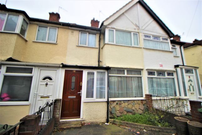 Thumbnail Terraced house for sale in Dagenham, Essex