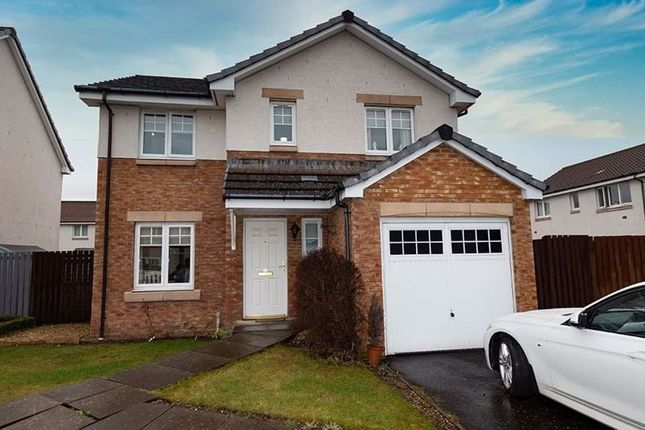 Thumbnail Detached house for sale in Grainger Way, Motherwell