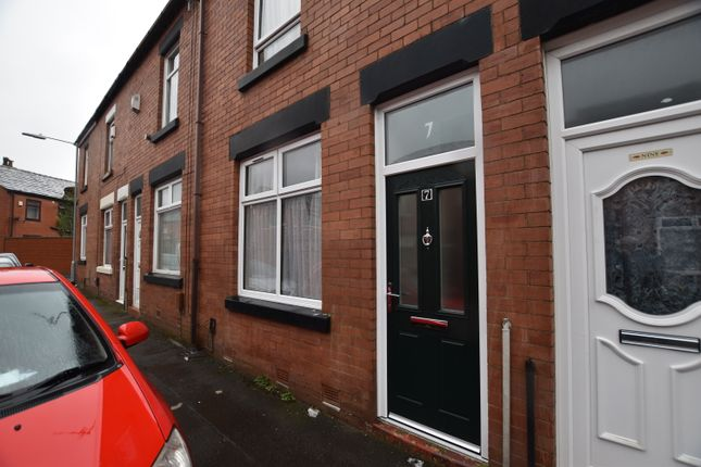 Thumbnail Terraced house to rent in Annis Road, Bolton