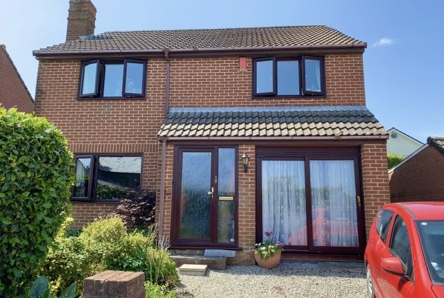 5 bed detached house for sale in The Sidings, Pengelly, Delabole PL33
