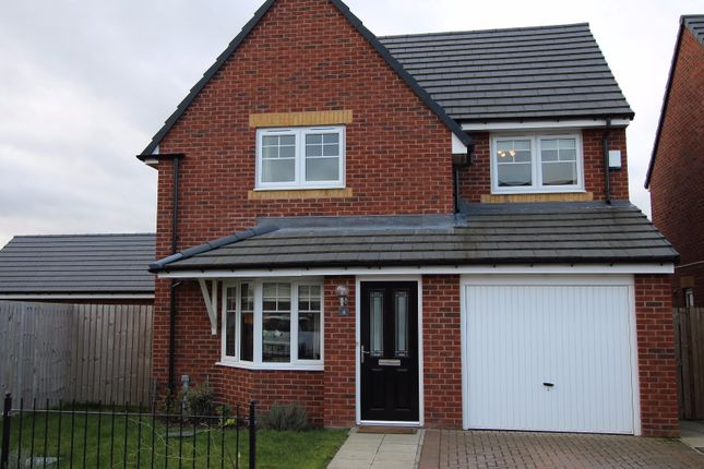 Thumbnail Detached house for sale in St Hildas Place, Blaydon-On-Tyne