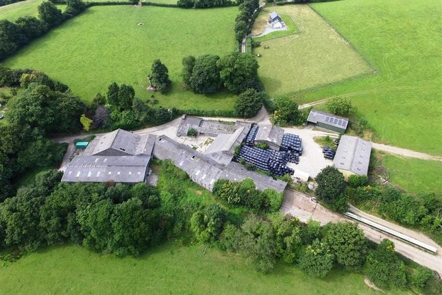 Thumbnail Farm for sale in Golberdon, Callington, Cornwall