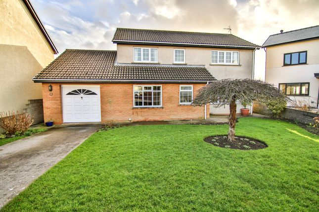 Thumbnail Detached house for sale in Ramsey Close, Nottage, Porthcawl