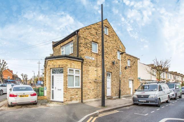 Front Aspect of Grays Terrace, Katherine Road, London E7