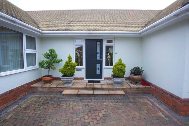 Thumbnail Detached bungalow for sale in Exmoor Crescent, Worthing