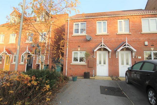Thumbnail Town house to rent in Park Drive, Lofthouse, Wakefield