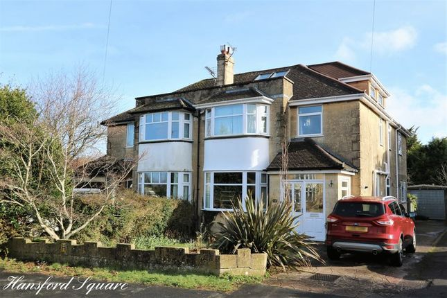 4 bed semi-detached house for sale in Hansford Square, Combe Down, Bath