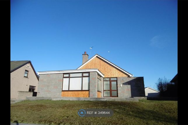 Thumbnail Bungalow to rent in Sanday Road, Aberdeen