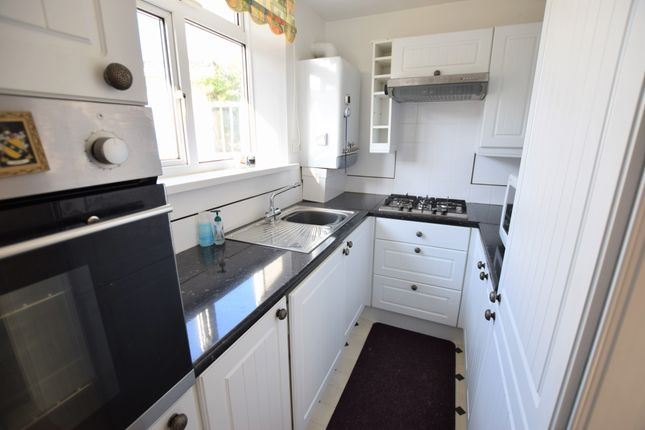Kitchen of South Close, Pevensey Bay BN24