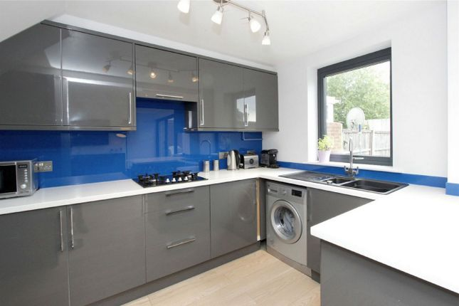 Thumbnail End terrace house for sale in Cotlandswick, London Colney, St Albans, Hertfordshire