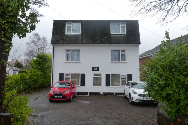 Thumbnail Flat to rent in The Oaks, Wimborne Road East, Ferndown