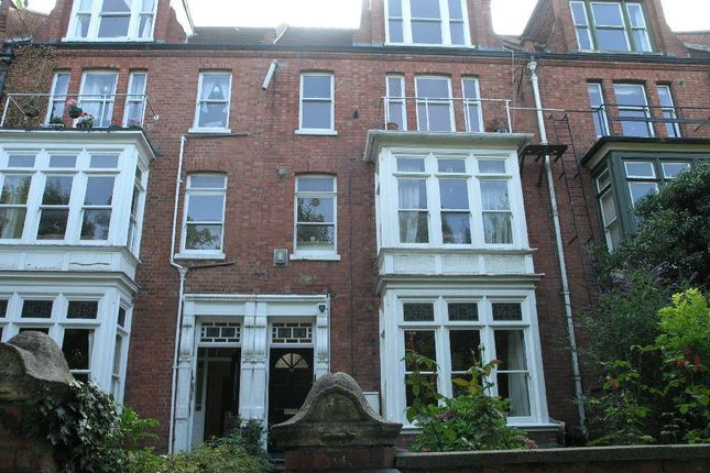 Thumbnail Flat for sale in East Park Parade, Kingsley, Northampton