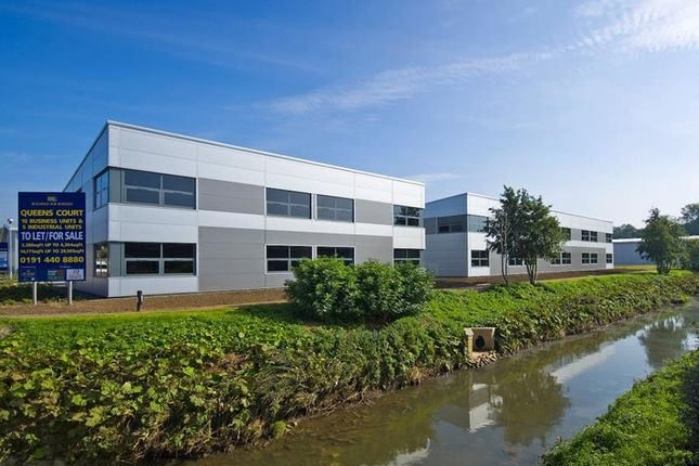Thumbnail Office to let in 7 Queens Court, Team Valley Trading Estate, Gateshead