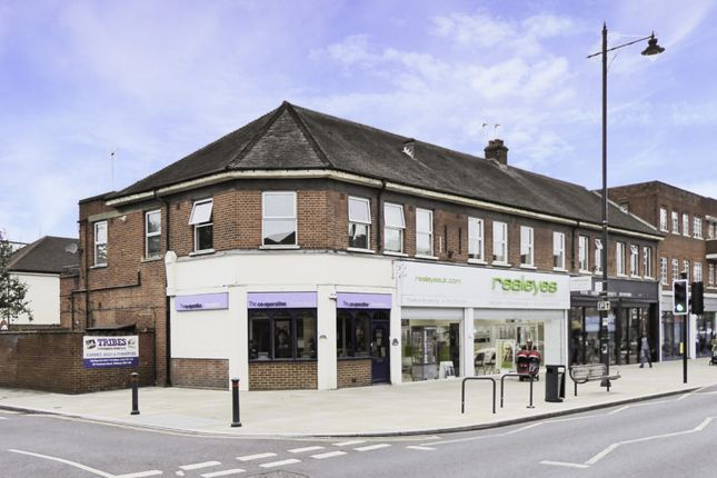 Thumbnail Retail premises for sale in 50-58 High Street, Whitton, Twickenham