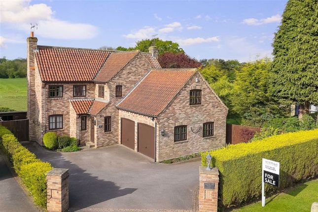 Thumbnail Detached house for sale in Ripley Road, Scotton, Knaresborough