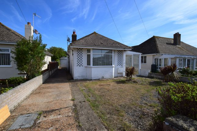 Thumbnail Bungalow for sale in Grenville Road, Pevensey Bay