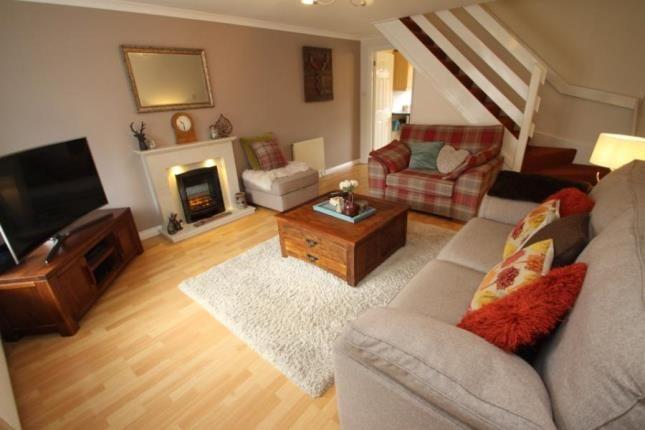Lounge of Turnberry Crescent, Coatbridge, North Lanarkshire ML5