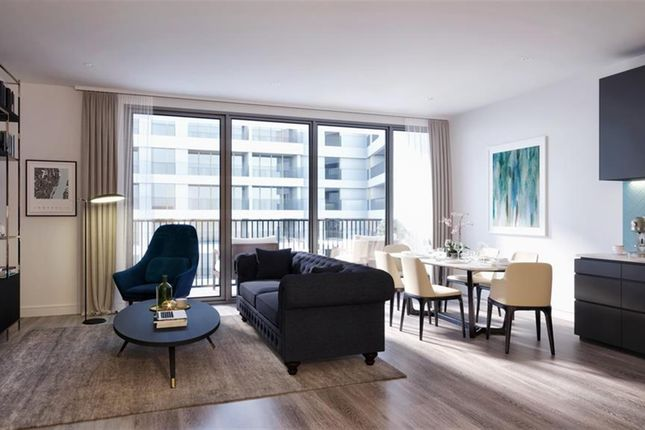 Thumbnail Flat for sale in Shoreditch Exchange, Hackney Road