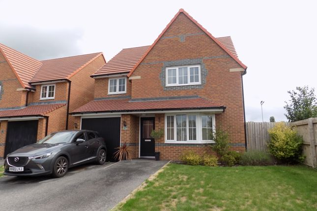 Thumbnail Detached house for sale in Winnington Avenue, Winnington, Northwich