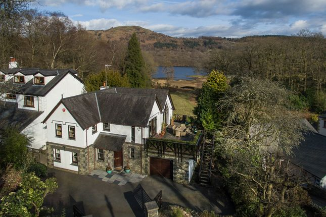 Thumbnail Detached house for sale in Lake House, Lakeside, Newby Bridge, Ulverston