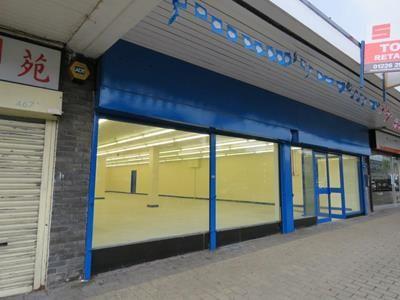 Thumbnail Retail premises to let in 469 - 471 Manchester Road, Stocksbridge, Sheffield