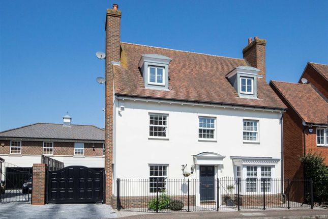 Thumbnail Detached house for sale in Wharton Drive, Beaulieu Park, Chelmsford