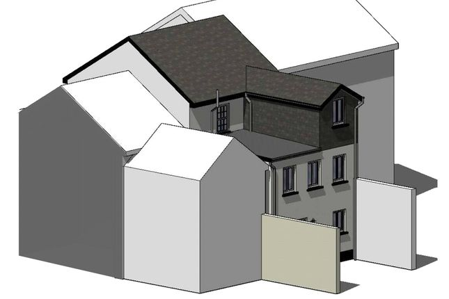 Proposed Ne Elev of Refurbishment Opportunity, Exeter, Devon EX4