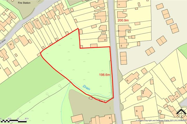 Thumbnail Land for sale in West Side Of Llanon Road, Upper Tumble, Llanelli