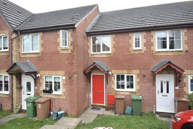 Thumbnail Terraced house to rent in Llwyn Coed, Blackwood