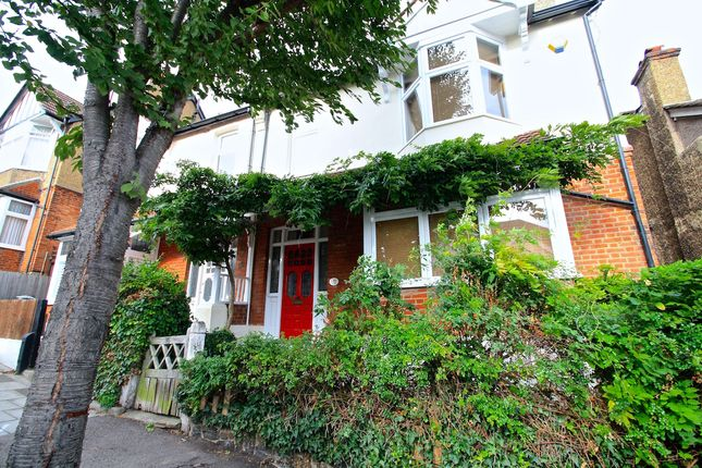 Thumbnail Semi-detached house for sale in Milestone Road, London