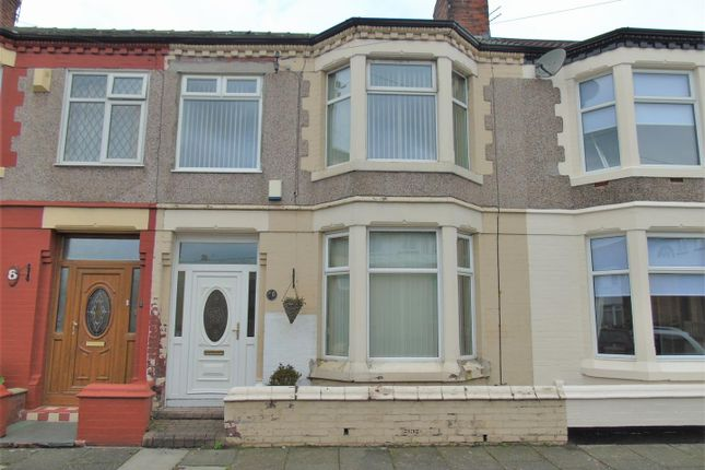 Thumbnail Terraced house for sale in Whinfield Road, Orrell Park, Liverpool