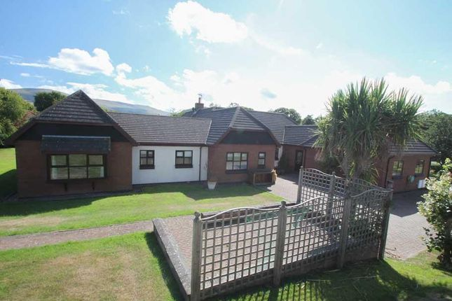 Thumbnail Detached bungalow for sale in Jurby Road, Ramsey, Isle Of Man