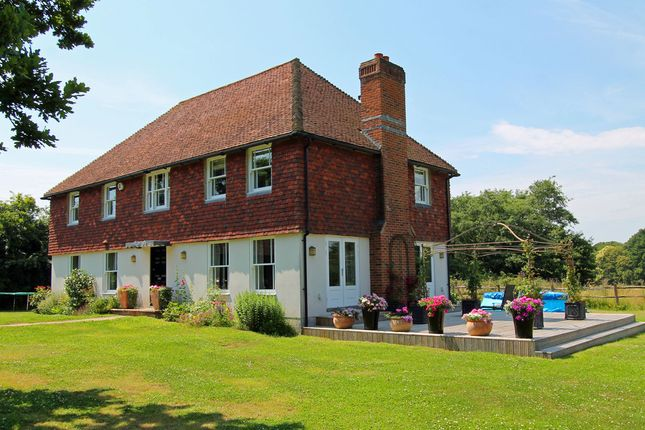 Thumbnail Detached house for sale in The Common, Sissinghurst, Cranbrook