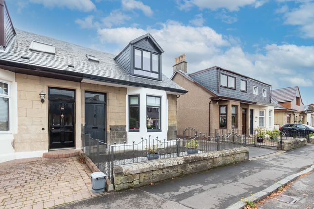 Thumbnail Semi-detached house for sale in Wallace Street, Grangemouth, Falkirk