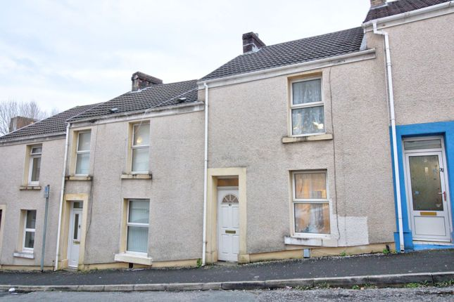 3 bed terraced house for sale in Caepistyll Street, Swansea SA1