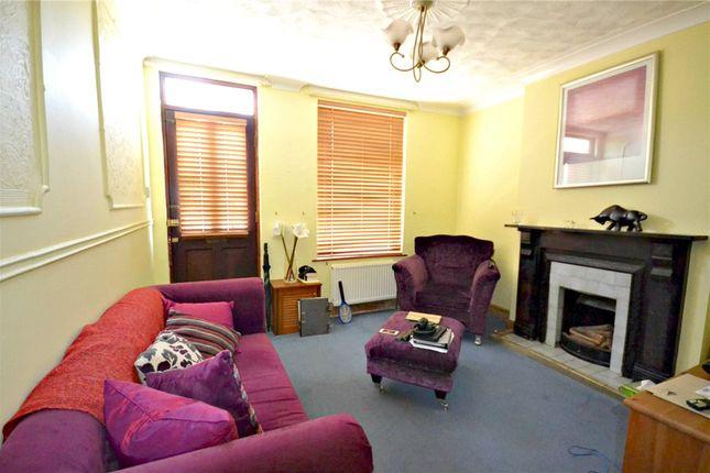Living Room of King Street, Felixstowe, Suffolk IP11