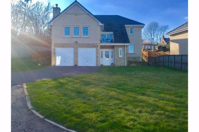 Thumbnail Detached house for sale in Wedale View, Stow