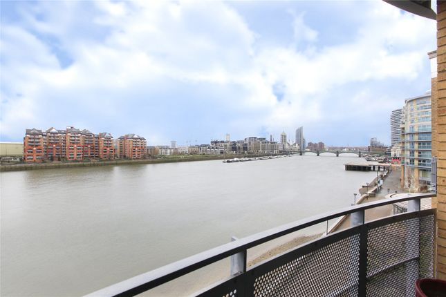 Thumbnail Flat for sale in Prices Court, Cotton Row, London