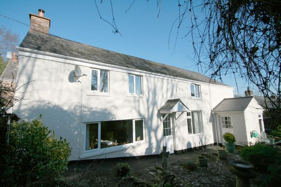 Thumbnail Detached house for sale in High Street, Bampton, Tiverton