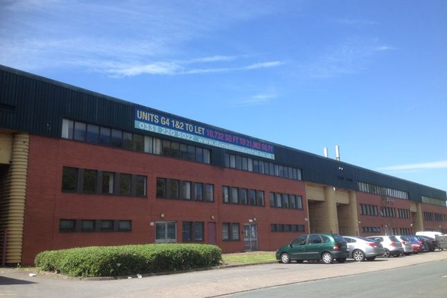 Thumbnail Industrial to let in G4.1 And G4.2 Treforest Industrial Estate, Pontypridd, Rhondda Cynon Taff