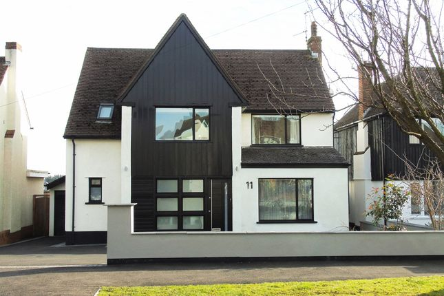 Thumbnail Terraced house for sale in Cherwell Road, Penarth