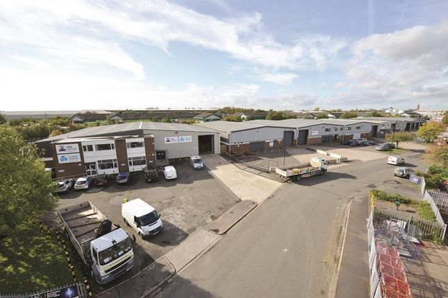 Thumbnail Light industrial to let in Unit 3 & 4 Severnside, Textilose Road, Trafford Park, Manchester