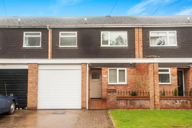Thumbnail Terraced house to rent in Sandfield Road, Stratford-Upon-Avon