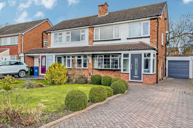 3 bed semi-detached house for sale in Lansdowne Crescent, Tamworth B77
