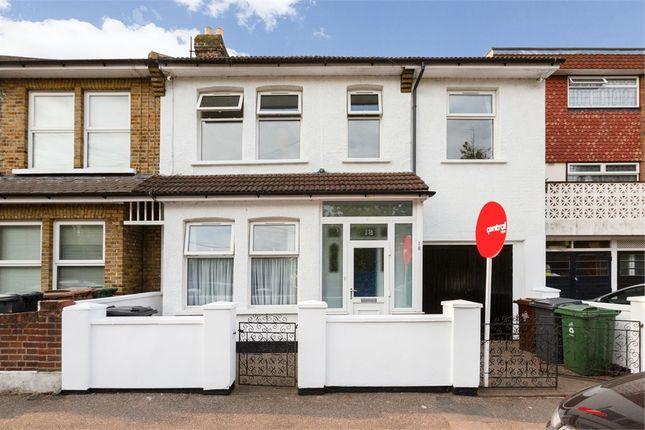 Thumbnail End terrace house for sale in Longfield Avenue, Walthamstow, London