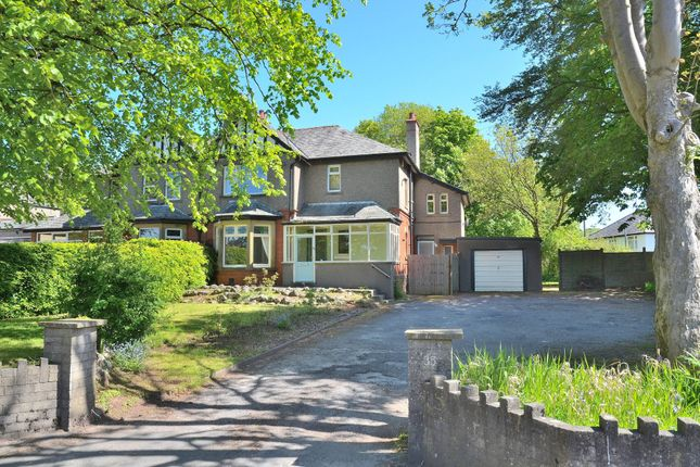 Thumbnail Semi-detached house for sale in Hest Bank Lane, Hest Bank, Lancaster