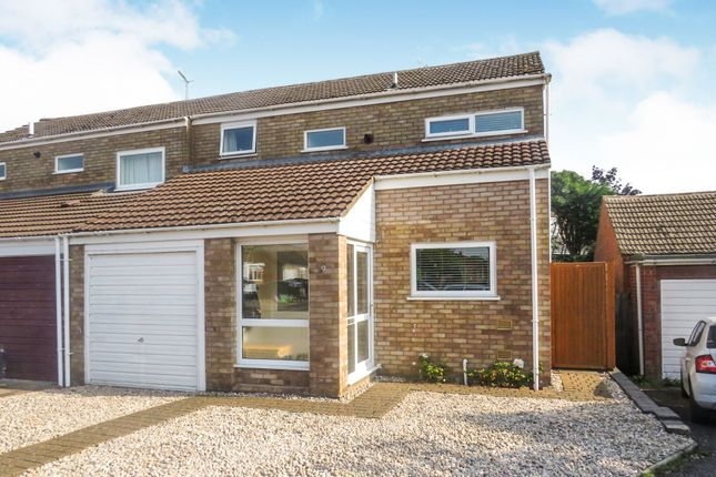 Thumbnail Semi-detached house for sale in Sumner Close, Hampton Magna, Warwick
