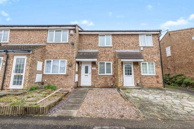 Thumbnail Terraced house for sale in Kingston Crescent, Chatham, Kent, .
