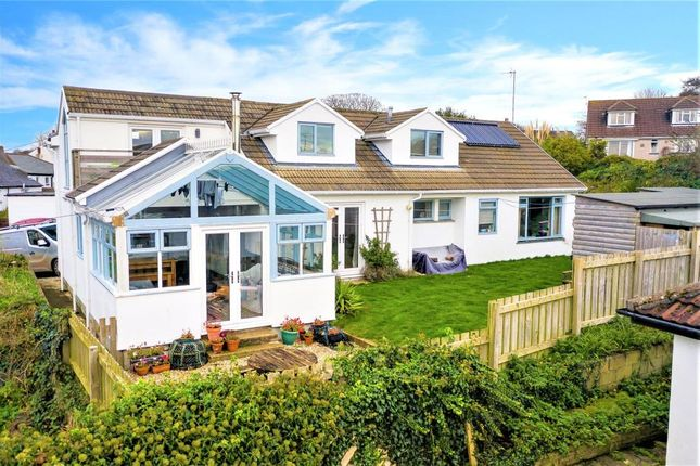 Thumbnail Detached bungalow for sale in Fore Street, Goldsithney, Penzance, Cornwall