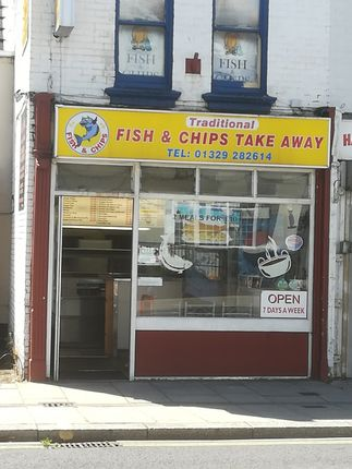 Retail premises for sale in Fareham, Hampshire